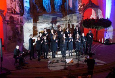 Roy Ombiono Gospel in Dresden